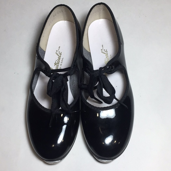Theatricals Shoes   Tap Girls Size 13